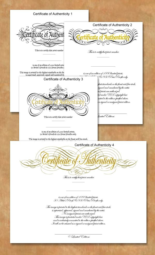 Certificate Design - Certificate Border Art In ** Vector ** Format