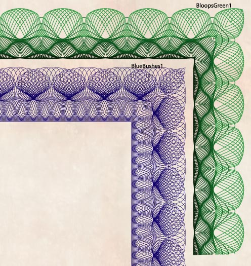 Stock certificate art fancy decorative scrollwork in illustrator to buy a certificate border just click the paypal button and then type in the name and or number of the certificate border you want yelopaper Images